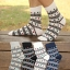 S099**พร้อมส่ง** (ปลีก+ส่ง) ถุงเท้าแฟชั่นเกาหลีผู้ชาย ข้อยาว เนื้อดี งานนำเข้า(Made in china) thumbnail 1