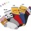 S278**พร้อมส่ง** (ปลีก+ส่ง) ถุงเท้าแฟชั่นเกาหลี พับข้อ ลายสัตว์ มีหู คละ 5 แบบ(สี)เนื้อดี งานนำเข้า(Made in China) thumbnail 12