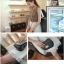 DRESS ชุดเดรสแฟชั่นใส่ทำงาน แขนกุด สีน้ำตาล สีครีม ผ้าคอตตอน + ผ้ากอซ กระดุมหน้า น่ารัก thaishoponline (พร้อมส่ง) thumbnail 3