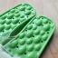 K020-ฺGR**พร้อมส่ง** (ปลีก+ส่ง) รองเท้านวดสปา เพื่อสุขภาพ ปุ่มใหญ่สลับเล็ก (การ์ตูน) สีเขียว ส่งคู่ละ 150 บ. thumbnail 5