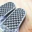 K011-DGY **พร้อมส่ง** (ปลีก+ส่ง) รองเท้านวดสปา เพื่อสุขภาพ ปุ่มเล็ก ลายโตโรโร่ สีเทา thumbnail 5
