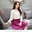 แฟชั่นเกาหลี set เสื้อ และกระโปรงสวยๆ ครับ thumbnail 4