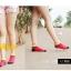 S278**พร้อมส่ง** (ปลีก+ส่ง) ถุงเท้าแฟชั่นเกาหลี พับข้อ ลายสัตว์ มีหู คละ 5 แบบ(สี)เนื้อดี งานนำเข้า(Made in China) thumbnail 6