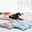 S340 **พร้อมส่ง** (ปลีก+ส่ง) ถุงเท้าแฟชั่นเกาหลี ข้อยาว คละ 5 สี มี 10 คู่/แพ็ค เนื้อดี งานนำเข้า(Made in China) thumbnail 8