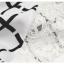 [พร้อมส่ง] 2014 ฤดูร้อนเดรสแขนกุดลายใหม่คอกลม แขนเสื้อปักลายลูกไม้ thumbnail 9