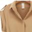 [พร้อมส่ง]สไตล์ยุโรป 2014 แฟร์ชั่นฤดูร้อนใหม่เสื้อผู้หญิงขนาดใหญ่ในชุดชีฟองยุโรปและอเมริกา แขนสั้นพร้อมเข็มขัด thumbnail 8