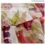 DRESS ชุดเดรสแฟชั่นแขนยาว สีครีม ลายดอกไม้ ผ้าชีฟองตัดต่อกระโปรงผ้ามุ้ง เอวจั๊ม ใส่ทำงาน ใส่เที่ยว น่ารัก thaishoponline (พร้อมส่ง) thumbnail 6
