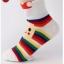 S014**พร้อมส่ง** (ปลีก+ส่ง) ถุงเท้าแฟชั่นเกาหลี หัวเห็ด พับข้อ มี 5 สี เนื้อดี งานนำเข้า(Made in china) thumbnail 12