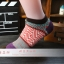 S332**พร้อมส่ง** (ปลีก+ส่ง) ถุงเท้าแฟชั่นเกาหลี ข้อสั้น เนื้อดี งานนำเข้า(Made in China) thumbnail 14