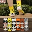 S292**พร้อมส่ง** (ปลีก+ส่ง) ถุงเท้าแฟชั่นเกาหลี ลายการ์ตูน ข้อยาว เนื้อดี งานนำเข้า(Made in China) thumbnail 1