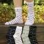 S104**พร้อมส่ง** (ปลีก+ส่ง) ถุงเท้าแฟชั่นเกาหลีผู้ชาย ข้อยาว เนื้อดี งานนำเข้า(Made in china) thumbnail 1
