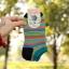 S216**พร้อมส่ง** (ปลีก+ส่ง) ถุงเท้าแฟชั่นเกาหลี ข้อสั้น เนื้อดี งานนำเข้า(Made in China) thumbnail 3