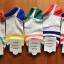 S560 **พร้อมส่ง** (ปลีก+ส่ง) ถุงเท้าแฟชั่น ข้อตาตุ่ม คละ 5 สี เนื้อดี งานนำเข้า มี 10 คู่ต่อแพ็ค thumbnail 1
