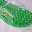 K021-GR**พร้อมส่ง** (ปลีก+ส่ง) รองเท้านวดสปา เพื่อสุขภาพ สีเขียว ปุ่มเล็ก(ใส)แบบนิ่ม ส่งคู่ละ 120 บ. thumbnail 3