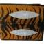 กระเป๋าสตางค์ปลากระเบน 2 มุข ลายเสือก ดีไซน์ สวยงาม ทันสมัย Line id : 0853457150 thumbnail 1