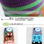 S102**พร้อมส่ง** (ปลีก+ส่ง) ถุงเท้าแฟชั่นเกาหลี ข้อยาว เนื้อดี งานนำเข้า(Made in china) thumbnail 4