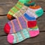 S273**พร้อมส่ง** (ปลีก+ส่ง) ถุงเท้าแฟชั่นเกาหลี ข้อสั้น เนื้อดี งานนำเข้า(Made in China) thumbnail 6