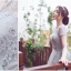 ชุดราตรีสั้น สี smokey grey สวยหรู เกรดพรีเมี่ยม แขนสั้น (A) thumbnail 4