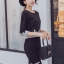 เสื้อผ้าแฟชั่นเกาหลี set เสื้อ พร้อมกระโปรงสวยๆ ครับ thumbnail 2