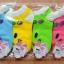 S206**พร้อมส่ง** (ปลีก+ส่ง) ถุงเท้าแฟชั่นเกาหลี ข้อสั้น เนื้อดี งานนำเข้า(Made in China) thumbnail 1