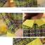ชุดเดรส แบรนด์ Bluearly แท้ 100% ชุดเดรสทำงาน สีเหลือง ผ้าโพลีเอสเตอร์อย่างดี คอปกโปโล แขนยาว thumbnail 5