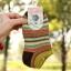 S216**พร้อมส่ง** (ปลีก+ส่ง) ถุงเท้าแฟชั่นเกาหลี ข้อสั้น เนื้อดี งานนำเข้า(Made in China) thumbnail 5