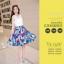 แฟชั่นเกาหลีมาใหม่ Set 2 ชิ้น เสื้อและกระโปรง สวยมากๆ thumbnail 7