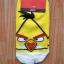 S055**พร้อมส่ง** (ปลีก+ส่ง) ถุงเท้าแฟชั่น ข้อสั้น ลาย Angry Bird เนื้อดี งานนำเข้า(Made in china) thumbnail 14