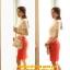 เสื้อเกาหลี style good you (แบรนด์แท้) เสื้อผ้าลูกไม้สีขาว แต่งระบายด้านหน้า ปักมุกที่ตัวเสื้อ แขนตุ๊กตามีซับในสวยเหมือนแบบครับ thumbnail 5
