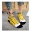 S367**พร้อมส่ง** (ปลีก+ส่ง) ถุงเท้าแฟชั่นเกาหลี ข้อสั้น แต่งขอบ ประดับลูกตุ้ม เนื้อดี งานนำเข้า(Made in china) thumbnail 6