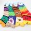 A051**พร้อมส่ง**(ปลีก+ส่ง) ถุงเท้าแฟชั่นเกาหลี ข้อสูง มี 4 แบบ เนื้อดี งานนำเข้า( Made in Korea) thumbnail 3