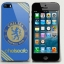 Chelsea Football Club iPhone5s case thumbnail 1