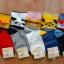 S278**พร้อมส่ง** (ปลีก+ส่ง) ถุงเท้าแฟชั่นเกาหลี พับข้อ ลายสัตว์ มีหู คละ 5 แบบ(สี)เนื้อดี งานนำเข้า(Made in China) thumbnail 8