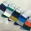 S476**พร้อมส่ง** (ปลีก+ส่ง) ถุงเท้าข้อยาว ผู้ชาย แฟชั่นเกาหลี คละ 5 สี จำนวน 10 คู่ต่อแพ็ค เนื้อดี งานนำเข้า(Made in China) thumbnail 1