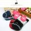 S362**พร้อมส่ง** (ปลีก+ส่ง) ถุงเท้าแฟชั่นเกาหลี ข้อยาว คละ 5 สี มี 12 คู่ต่อแพ็ค เนื้อดี งานนำเข้า(Made in China) thumbnail 5