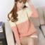 [Pre Order] เสื้อแขนยาวแฟร์ชั่นเกาหลี thumbnail 1