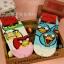 S055**พร้อมส่ง** (ปลีก+ส่ง) ถุงเท้าแฟชั่น ข้อสั้น ลาย Angry Bird เนื้อดี งานนำเข้า(Made in china) thumbnail 6