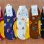 S231 **พร้อมส่ง** (ปลีก+ส่ง) ถุงเท้าคัทชู แฟชั่นเกาหลี มี 5 สี(แบบ) เนื้อดี งานนำเข้า(Made in China) thumbnail 2