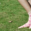 S291**พร้อมส่ง** (ปลีก+ส่ง) ถุงเท้าแฟชั่นเกาหลี ข้อสั้น ขอบงานถัก เนื้อดี งานนำเข้า(Made in china) thumbnail 3
