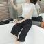 เสื้อผ้าแฟชั่นเกาหลี set เสื้อ และกางเกงสวยมากๆ ครับ thumbnail 2