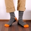 S368**พร้อมส่ง** (ปลีก+ส่ง) ถุงเท้าแฟชั่นเกาหลี ชาย ข้อยาว เนื้อดี งานนำเข้า(Made in china) thumbnail 6