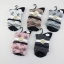 S235**พร้อมส่ง** (ปลีก+ส่ง) ถุงเท้าแฟชั่นสไตล์ ญี่ปุ่น พับข้อ คละ 5 สี มี 10 คู่ต่อแพ็ค เนื้อดี งานนำเข้า(Made in China) thumbnail 13