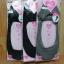 S279 **พร้อมส่ง** (ปลีก+ส่ง) ถุงเท้า แฟชั่นสไตล์ญี่ปุ่น สีล้วน เทา,ดำ เนื้อดี งานนำเข้า(Made in China) thumbnail 2