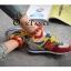 S367**พร้อมส่ง** (ปลีก+ส่ง) ถุงเท้าแฟชั่นเกาหลี ข้อสั้น แต่งขอบ ประดับลูกตุ้ม เนื้อดี งานนำเข้า(Made in china) thumbnail 1