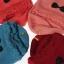 S129**พร้อมส่ง** (ปลีก+ส่ง) ถุงเท้าแฟชั่น ลูกไม้ญี่ปุ่น เนื้อดี งานนำเข้า(Made in china) thumbnail 2