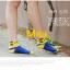 S278**พร้อมส่ง** (ปลีก+ส่ง) ถุงเท้าแฟชั่นเกาหลี พับข้อ ลายสัตว์ มีหู คละ 5 แบบ(สี)เนื้อดี งานนำเข้า(Made in China) thumbnail 5
