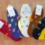 S231 **พร้อมส่ง** (ปลีก+ส่ง) ถุงเท้าคัทชู แฟชั่นเกาหลี มี 5 สี(แบบ) เนื้อดี งานนำเข้า(Made in China) thumbnail 1