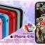 เคสพิมพ์ภาพไอโฟน4/4S แบบซิลิโคน ภาพให้สีคอนแทรสสดใส มันวาว thumbnail 1