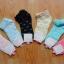 S187**พร้อมส่ง** (ปลีก+ส่ง) ถุงเท้าแฟชั่นเกาหลี ข้อสั้น ขอบลูกไม้ เนื้อดี งานนำเข้า(Made in china) thumbnail 1