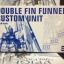 [Daban] MG 1/100 Double Fin Funnel Custom Unit (มีเฉพาะฟันเนล) thumbnail 1